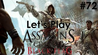 Let's Play Assassin's Creed 4: Black Flag - Part 72: Aw, Shit