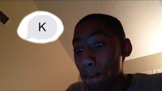 Texting Back K (Skit)