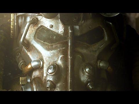 Fallout 4 Game Movie (All Cutscenes) 1080p HD