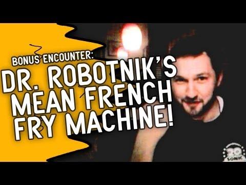 Dr. Robotnik's Mean French Fry Machine (Bonus Encounter)