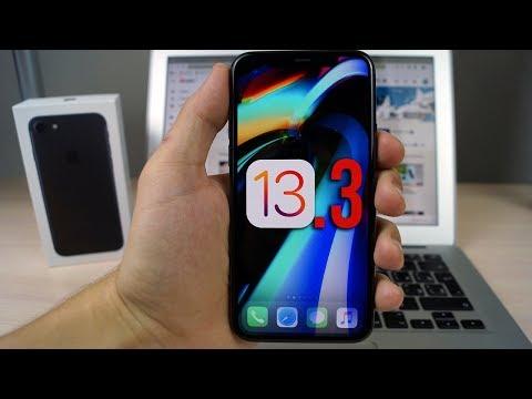 Обзор IOS 13.3 для IPhone –Что нового и стоит ли обновлять айос 13.3