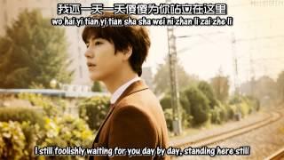 Kyuhyun - At Gwanghwamun (Chi Ver.) + [English subs/Hanyu Pinyin/Chinese] Mp3