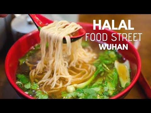 Kuliner kaki 5 Super Maknyuss - Wuhan China
