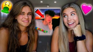Smash Or Pass with my LITTLE sister
