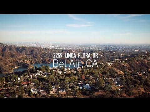 Bel Air Home With Amazing Panoramic Views | 2259 Linda Flora Dr, Bel Air, CA 90077