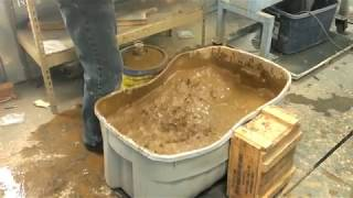 XCR-M .308 Mud Test