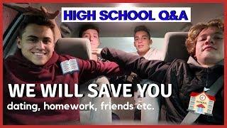 EVERYTHING HIGH SCHOOL Q&A