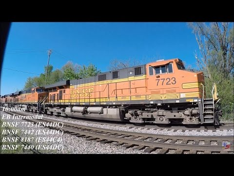 7 Trains in Olathe, KS 4-23-16