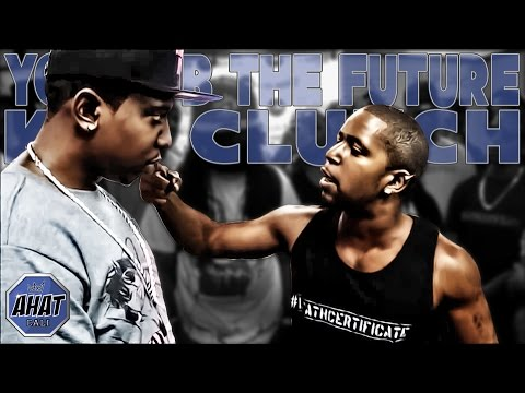 Rap Battle | Young B the Future vs Kid Clutch | Moreno Valley vs Carson | AHAT
