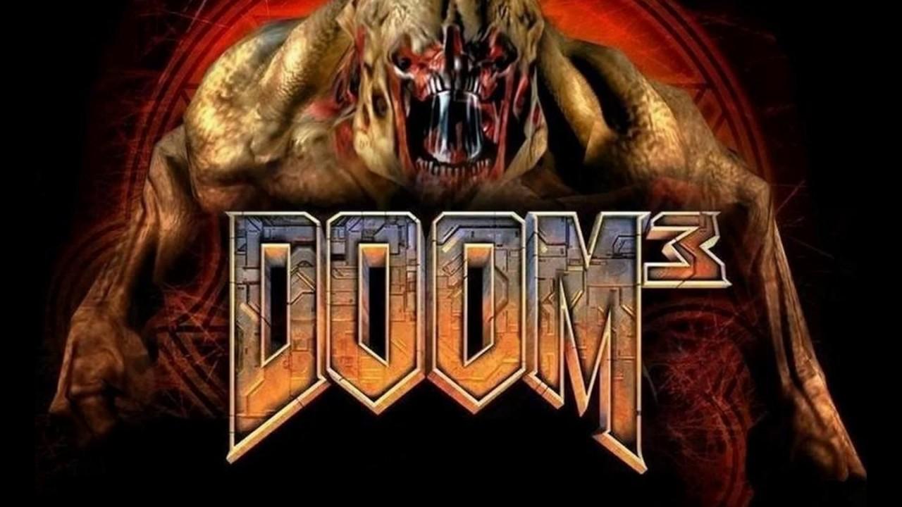 Resultado de imagem para Doom 3 cover
