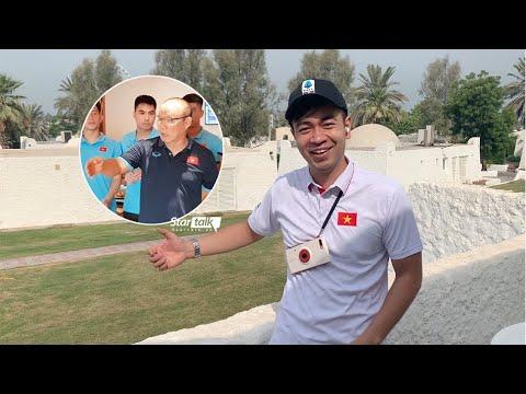 Cận cảnh khách sạn đội tuyển Việt Nam ở tại UAE | Chuyển Động  TV
