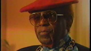 Sun Ra - Interview + Live Toronto 1991