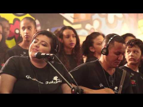 Trem Bala - Ana Vilela canta com o coral Gerando Falcões