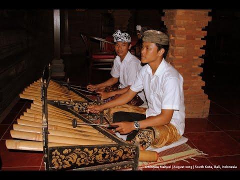 Bali Rindik Bamboo Music Relaxing