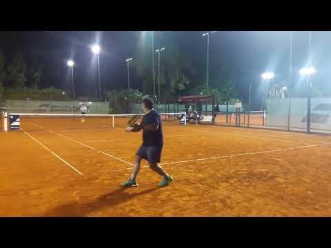 SEQUEIROS,Leandro vs ESPINOSA,Ariel  5ta categoría  Masters Londres  Comercio