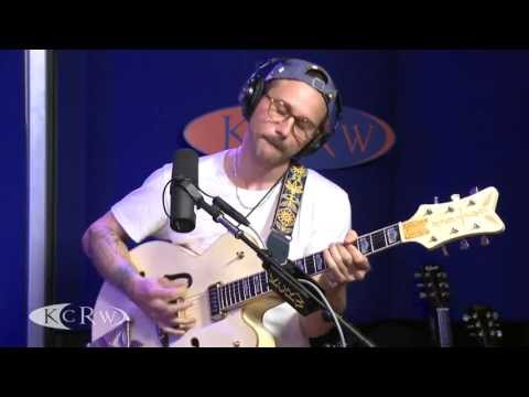 Portugal The Man performing Purple Yellow Red And Blue  on KCRW