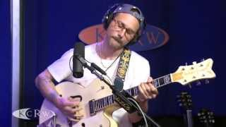 "Portugal. The Man performing ""Purple Yellow Red And Blue"" Live on KCRW"