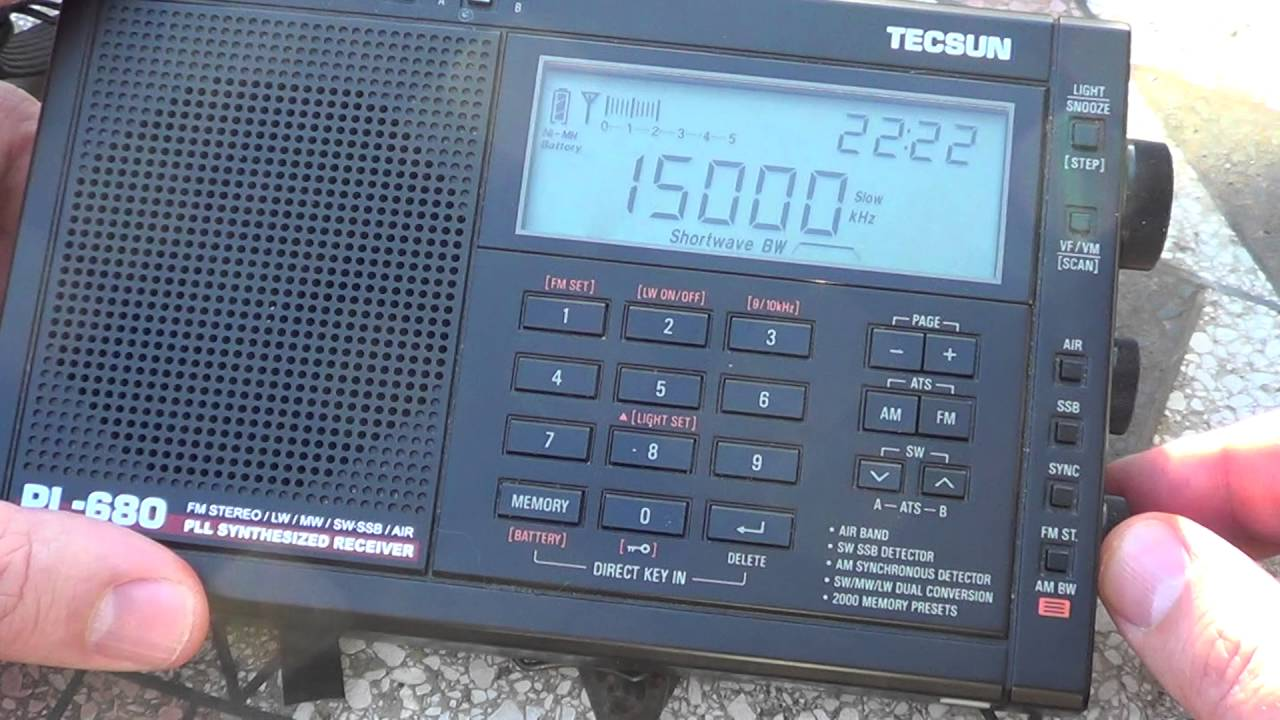Tuning tips for Shortwave radio for the beginner