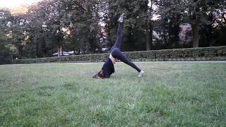 Упражнения для выполнения стойки на руках