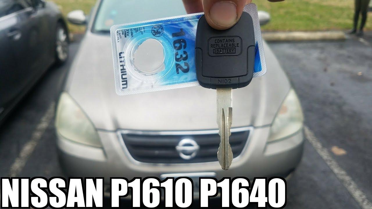 Nissan NATS Key No Start