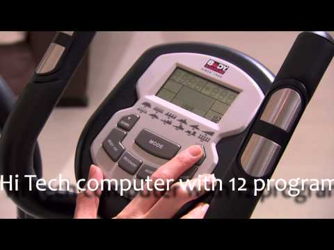 Body Sculpture BE6120 Elliptical Cross Trainer