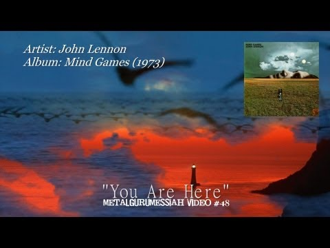 John Lennon - You Are Here (1973) (Remaster) [720p HD]