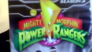 MY Mighty Morphin Power Rangers Complete Series Box Set by Shout! Factory