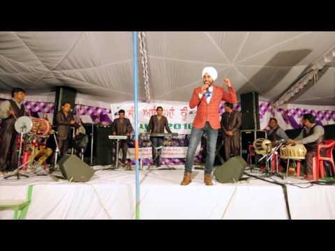 Taraali - Gurvinder Brar Live   New Punjabi Song 2016