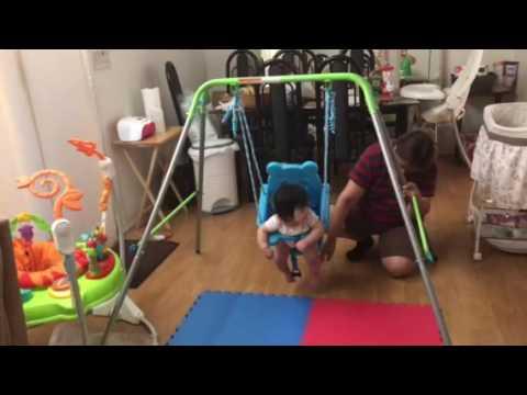 Bianca indoor swing