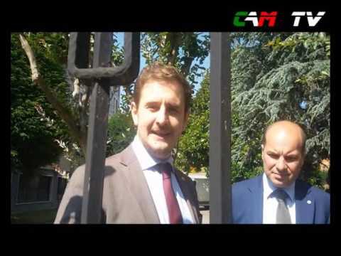 Magenta, fatti della Vincenziana parla Paolo Razzano