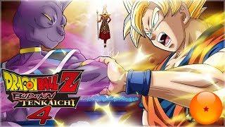 [FR] Dragon Ball Z budokai Tenkaichi 4 Episode 1 - La Bataille des Dieux | Gameplay Francais