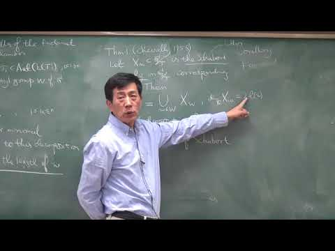 Haibao Duan (Chinese Academy of Sciences) / Schubert Calculus-1 / 2012-02-01