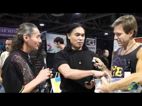 Dr. Robert Cassar Interviews Cellular Micro Biologist Compton founder of Ascended Health Part 1