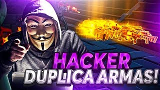 😱😍 I FIND a HACKER AND DUPLICATE WEAPONS 130!. 😍😱 - Fortnite Save the World