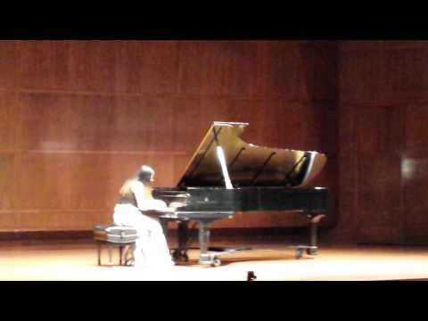 Forgotten Waltz by Liszt performed by Emily Huang