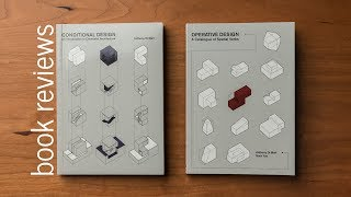 Architecture BOOK REVIEW | Operative design + Conditional Design