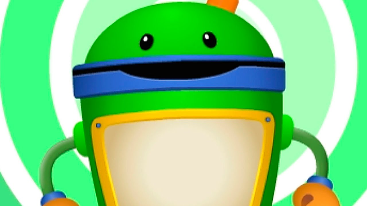 Team Umizoomi Bot's Silly Fix It Game - YouTube