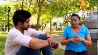 Hiru TV Tharu Niwadu Gihin - Nirosha Virajini