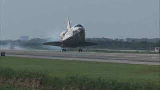 STS-131 Landing