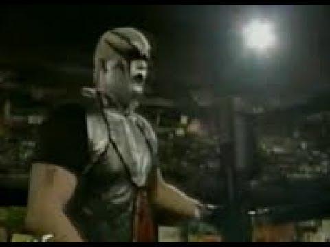 The Artist Formerly Known As Goldust Vs. Flash Funk (03 07 1998 WWF Shotgun Saturday Night)