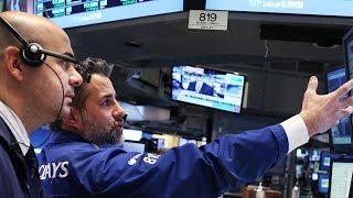 Stocks Spike on Strong Economic Data, Plug Powers Forward
