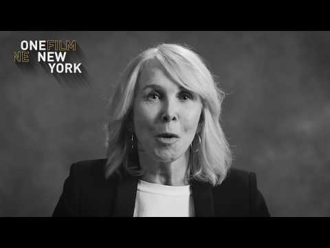 "Sting and Trudie Styler discuss their choice for OneFilmNY, ""New York, New York"""