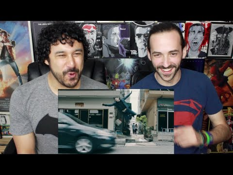 TRIPLE THREAT Official TRAILER REACTION & REVIEW!!!