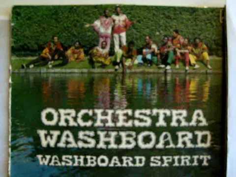 Washboard Gang Gang Mighty Koesi