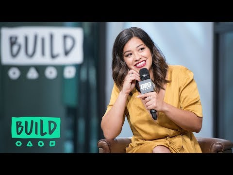 "Gina Rodriguez Speaks On ""The Star"""