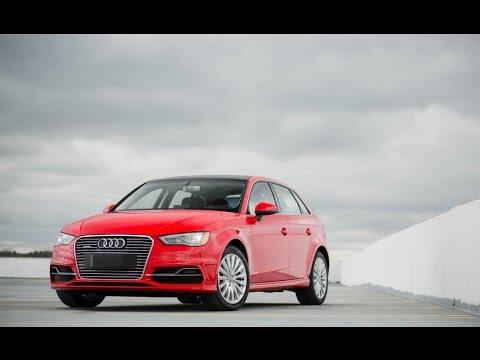 Audi A3 Sportback e-tron Plug-In Hybrid 2016 Car Review