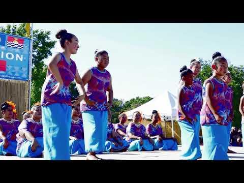 Taupou Samoa Closes Out Pacific Islander Festival 2017