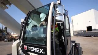 Кран Quadstar 1100(КомпанияTerex Cranes выпустила новинку − 100-тонный короткобазный кран Quadstar 1100. Новая модель крана имеет длинную..., 2013-03-25T05:50:56.000Z)