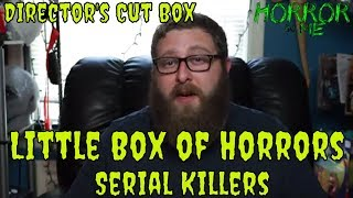 Little Box of Horrors (Serial Killers) UNBOXING w/ Horror in Me