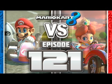 DAVID'S KARAOKE Mario Kart 8 Online Team Races - Ep 121 w/ TheKingNappy + Friends!
